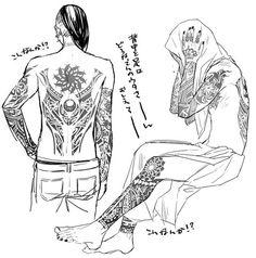 ▪ Uta ▪ ウタ ▪ Tokyo Ghoul ▪ 東京喰種- ▪ http://touch.pixiv.net/member_illust.php?mode=manga&illust_id=45891586