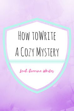 Writing a Cozy Mystery As fun and easy as they are to read, writing a cozy mystery is a whole other game. They are intricately woven with character growth, theme, clues, and the classic red herring…