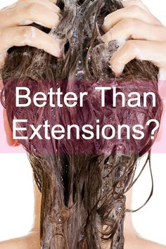 My friend recommended this solution for thinning hair, now my hair grows so much faster. Learn More Here -> http://www.loveandbeauty.co/better-than-extensions-e2/