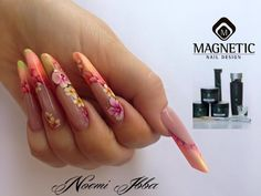 It's all about summer - #Nails by Noemi Ibba