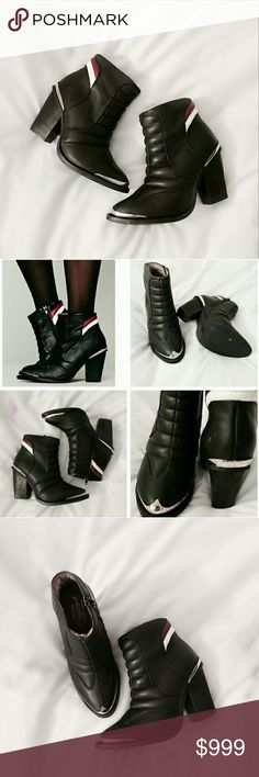 ISO Jeffrey Campbell Danica Boot size: 8-9 I'm on the hunt for these boots. I'm looking for either a size 8 or 9. If you have a pair you're willing to sell, hit me up and tag me! Thnx Jeffrey Campbell Shoes Ankle Boots & Booties