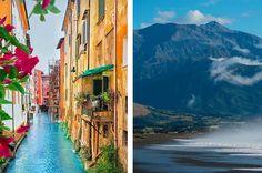 15 lugares incríveis para você viajar sozinho aos 20 e poucos anos