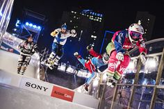 As we reveal the four 2015–16 events, enjoy four of the best Crashed Ice fails from last season.