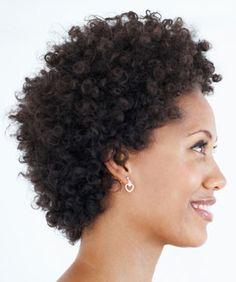 low maintenance short hairstyles : natural hairstyles for black women 2014 - Natural Hairstyles for ...