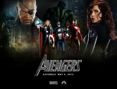 Avengers    ~Awesome Movie!!!