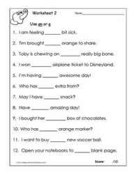 Homophone Riddles Worksheet