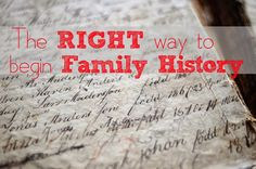 Cee Me Be: Family History