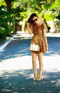 Blog da Lê-Moda e Estílo: Womens Fashion Metal Lace Cut Round Circle Fashion Sunglasses 8963