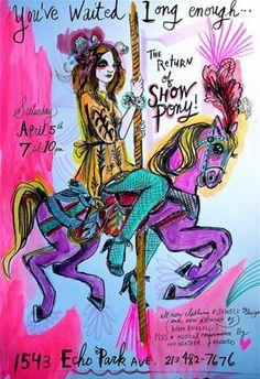 Kime Buzzelli Show Pony