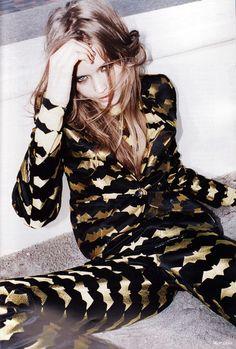 Abbey Lee Kershaw: Ten Magazine Summer 2010