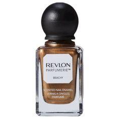 Revlon Parfumerie Scented Nail Enamel - Beachy.