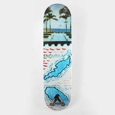 Palace Benny Anguila Skateboard Deck 8.2