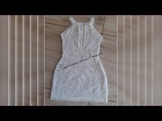 Crochet Coat, Crochet Blouse, Crochet Clothes, Crochet Lace, Crochet Bikini, Vanessa Montoro, Crochet Videos, Dresses, Pearls