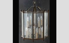 octagonal hall lantern - LASSCO - England's Prime Resource for Architectural Antiques, Salvage and Curiosities 1150.00