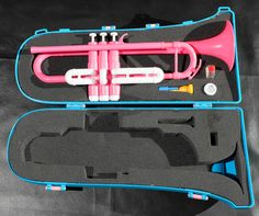 Tiger Trumpet The world's first truly functional plastic trumpet available in brightly colored ABS Plastic. The Tiger is durable, playable, fun and affordable!