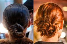 Hairstyles románticos para cerrar el año Despídete del 2013 con los peinados que robarán suspiros en cualquier fiesta.