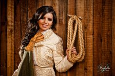 Blanca Marin - Charro outfit-0810