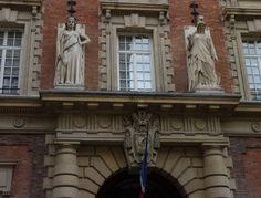Paris facade