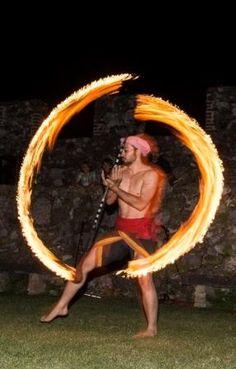 Lonato in Festival Artisti di strada e incanti dal mondo - Giochi di fuoco