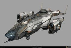 concept ships: Ships from TRANSVERSE by Steve ChinHsuan Wang