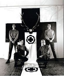 Laibach (band) - Wikipedia, the free encyclopedia
