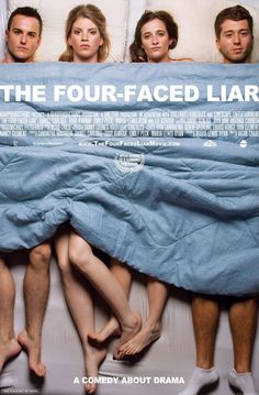 Who says lesbian cinema hasn't produced anything worth watching in years?  The Four-Faced Liar will prove them wrong.  It's delightful, funny, heart-wrenching and don't forget steamy.
