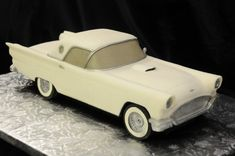 Mike's Amazing cakes... my favorite car if only it was robin's egg blue it would be beyond perfect!