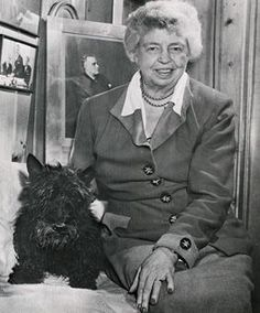 Famous Introvert: Eleanor Roosevelt