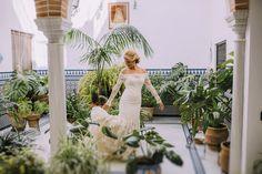 estido de novia Fran Rivera Alta Costura. Boda en Carmona, Sevilla. wedding ideas. Wedding in Sevilla. Wedding in Marbella. Wedding in Andalusia - weddingphotographer - Ernesto Villalba - Fotografo de bodas