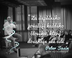 Peter Sasín, Zlatý podnikatel