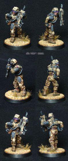Elysian Imperial Guard