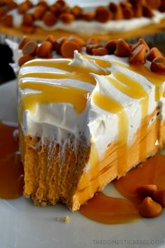 Butterscotch Pie This Butterscotch Pie is perfect for any occasion! Made in minutes, super easy and tastes like rich and buttery butterscotch, it's the ideal dessert! Butterscotch Pie with MerBest Butterscotch Pie RecOld School Butterscotch T Just Desserts, Delicious Desserts, Yummy Food, Baking Desserts, Health Desserts, Pie Dessert, Dessert Recipes, Drink Recipes, Easy Pie Recipes