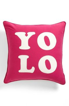 YOLO - You only live once!