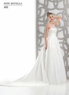 Vestido de novia PEPE BOTELLA