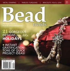 Bead Trends Magazine Dec 2011   Northridge Publishing