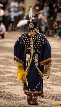 'Cloth - 2012 Hunting Moon Pow Wow
