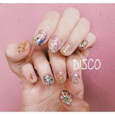 #disco#disconail