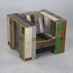 Piet Hein Eek's Custom Furniture : DESIGN Dose