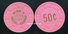 .50c King 8 1st issue 1974
