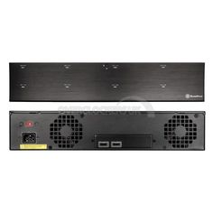 SilverStone created an incredible 2U rackmount storage product in the RS831S. It connects to the PC via 6Gbps SAS/Mini-SAS interface which enables data transfer with maximum compatibility and stabilit