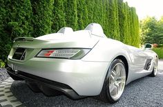 Owning This SLR Stirling Moss Would Be Better than Having $3 Million