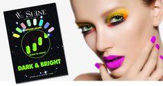 Esmaltes de uñas Dark & Bright de VV Shine