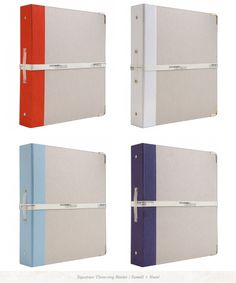 Signature Three-ring Binders from Russell + Hazel. School Organization, Organizing, Binder Decoration, Three Ring Binders, Desk Areas, Creature Comforts, Getting Organized, Daily Inspiration, Clean House