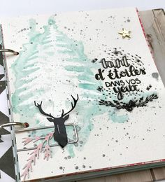 Scrap Plaisir : le scrap de shannon91: DT Scrapatalie et Spray & Scrap : Daily December 2016 (part 1)
