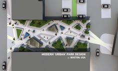 urban landscape architecture - Cerca con Google