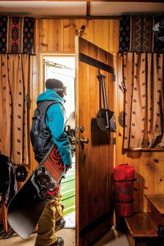 Collected : All the Gear You Need for a Backcountry Hut Mission | TransWorld…