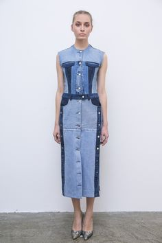 Adam Andrascik womenswear, spring/summer 2015, Paris Fashion Week