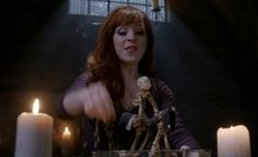 Ruth Connell has been appearing in the World wide cult acclaimed TV show Supernatural since 2014, where she hits the screens as Rowena, Crowley's long lost mother. A Scottish, witch who has objectives that may be sinister.