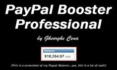 PayPal Booster