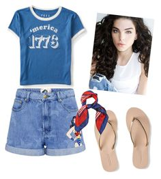 """""""chill pt 2"""" by tesaantobing on Polyvore featuring Aéropostale and Paul & Joe Sister"""